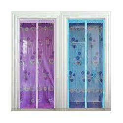 Антимоскитная сетка, магнитные шторы цветные
