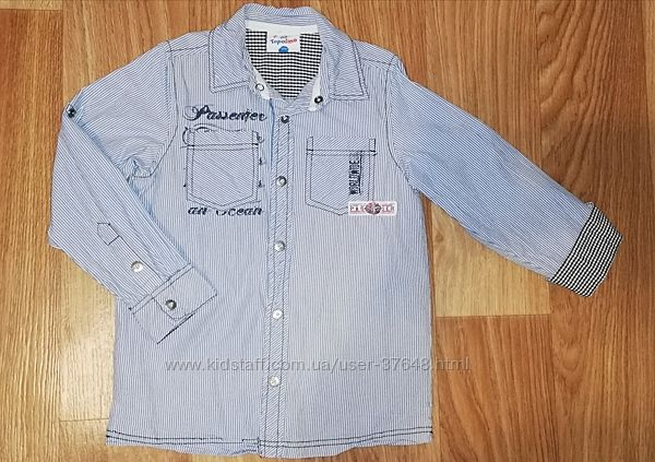 Рубашка Topolino р122