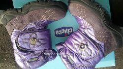 Ботиночки ботинки сапожки Chicco термо
