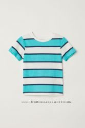 футболка H&M 6-8 лет, 8-10 лет