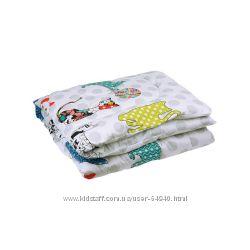 детских одеял с натуральной овчины