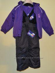 Раздельный комбинезон куртка и штаны рост 86-92 см