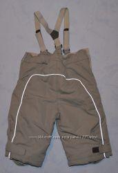 Зимние, теплые, штаны H&M на 4 - 6  месяцев