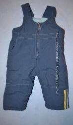 Комбинезон, полукомбинезон, штаны рост 68 см