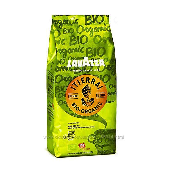 Lavazza Espresso Tierra Bio-Organic. Оригинал