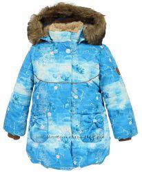 Зимнее пальто OLIVIA тм HUPPA - 104 и 110