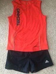 Спортивная форма шорты майка Adidas Demix