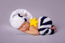 Прокат аксесуаров для фотосесси новорожденных