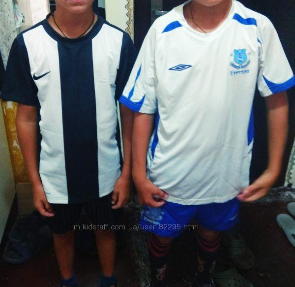Спортивная форма для футбола 8-10лет