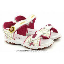 Літнє взуття для дівчаток Geox, Ecco  22-30рр