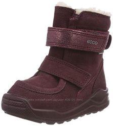 Зимові черевики для дівчат - 10 моделей