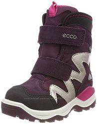 Зимові черевики Ecco для дівчат