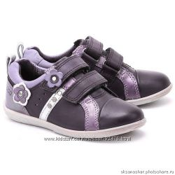 Кожаные туфельки, мокасины 22-30рр- Ессо, Geox, Clarks по суперценам
