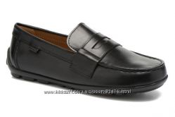 Шкіряні туфлі, мокасіни 31-35рр- Ессо, Geox, Clarks. Superfit