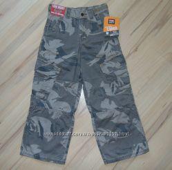 Новые фирменные брюки для мальчика