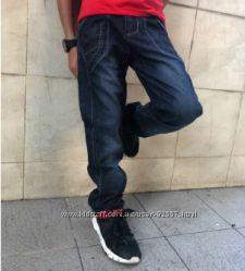 Модные джинсы для мальчиков размеры 30-35