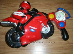 Мотоцикл на управлении Ducati 1198 RC chicco