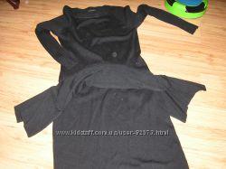Шикарное теплое платье amimale