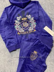 Deloras фирменный костюм, с интересной спинкой, 134-164