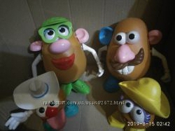 Лот  картошки из Toy story