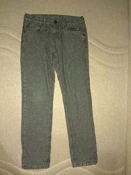 джинсы на трикотажной подкладке 134р С&А Кунда