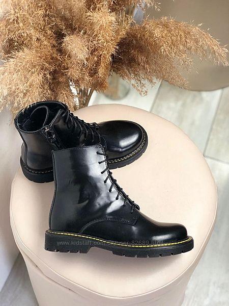 Кожаная обувь для юных леди и дюймовочек с 28 размера от ТМ Your Step