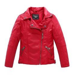 Новая куртка косуха для девочки
