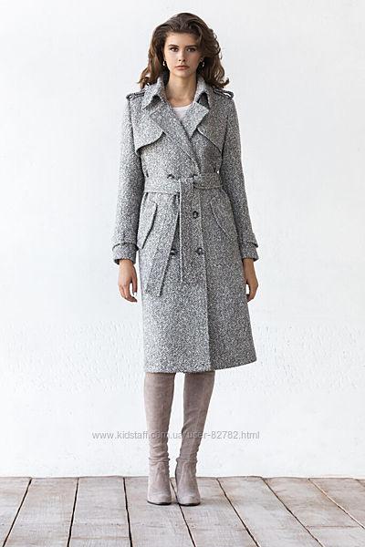 Двубортные пальто тм Raslov