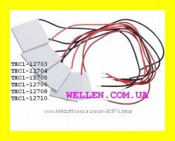 Термоэлемент Пельтье Тес1-12706 tес1-12703 tес1-12704 tеc1-12705 Tec1-12710