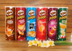 Чіпси Pringles. Оригінал. Купляли в Англії
