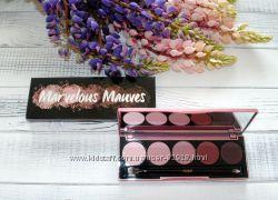 Палітра для макіяжу Dose Of Colors Eyeshadow Palette Marvelous Mauves. США