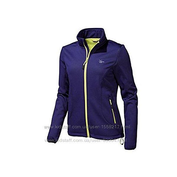 Новая куртка софтшел Crivit - р. M, 40-42 евро