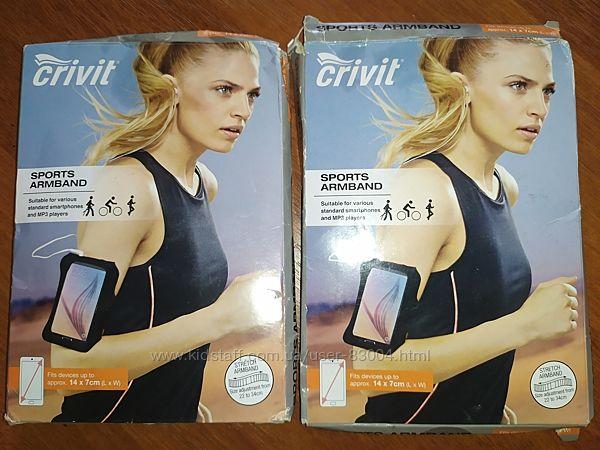 Новые спортивные чехлы для телефонов Crivit, Германия