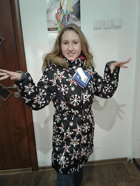 Распродаажа. Зимние пальто HUPPA Хуппа размер 158-164