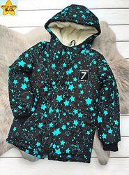 зимняя куртка размер 110