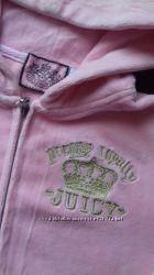 Костюм велюровый детский Juicy Couture оригинал, 5-7 лет