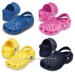 Сабо Кроксы Классик оригинал детские - Crocs Classic Clog Kids