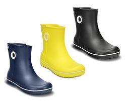 Сапоги резиновые короткие дождевики Крокс Crocs Womens Jaunt Shorty Boot