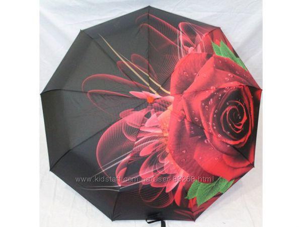 Женский зонт Rose TM Universal Польша Опт и розница