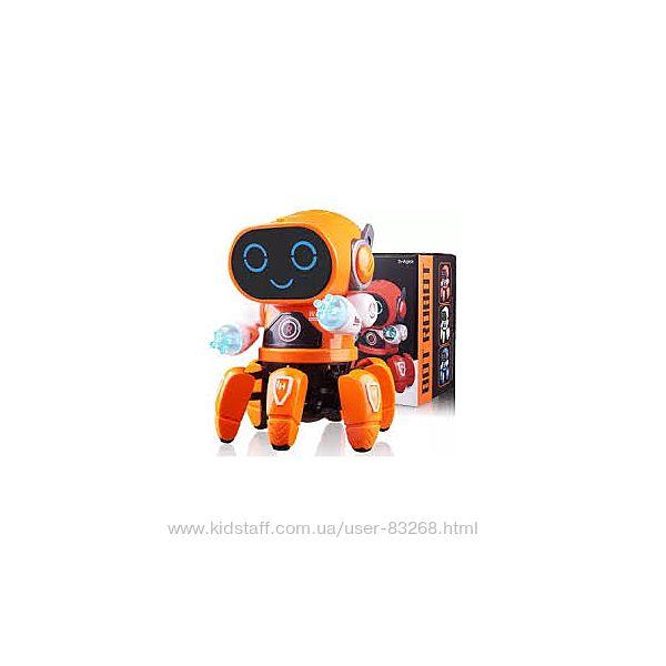 ROBOT BOT PIONEER ZA142 танцующий робот, халк, бамбилзвуком, световым эффек
