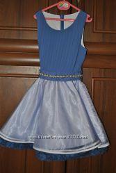 Нарядное стильное платье на выпускной в садик