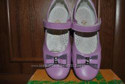 Кожаные туфли фирма Kumi