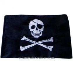 Пиратский флаг. Веселый Роджер. Знамя пирата