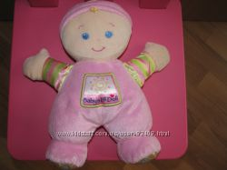 Моя первая кукла от Fisher price