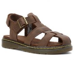 Кожаные сандалии Dr. Martens 33р. Оригинал