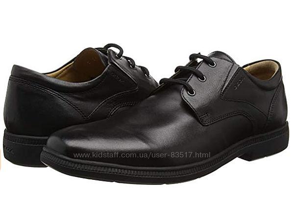 Кожаные туфли Geox 36р. Оригинал.