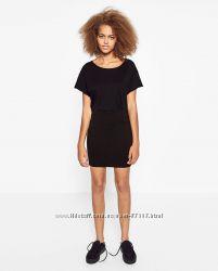 Мини юбка Zara, состояние новой вещи. Размер S
