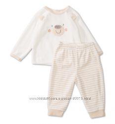 Велюровая пижамка Baby Club на малыша