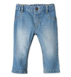 Штаны, джинсы на подкладке для малышек, Германия