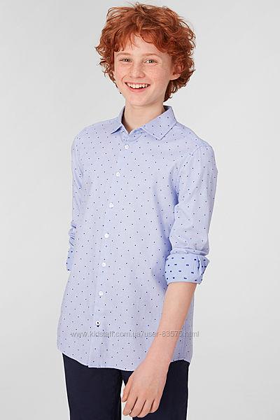 Рубашки для мальчиков C&A